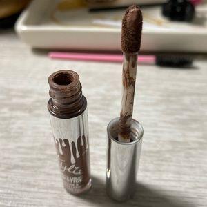 """kylie cosmetics """"moon"""" matte lipstick! (mini size)"""